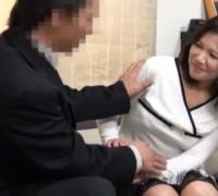 淫乱人妻の体を張った交渉術